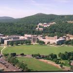 West Point: Excellent views, historic buildings